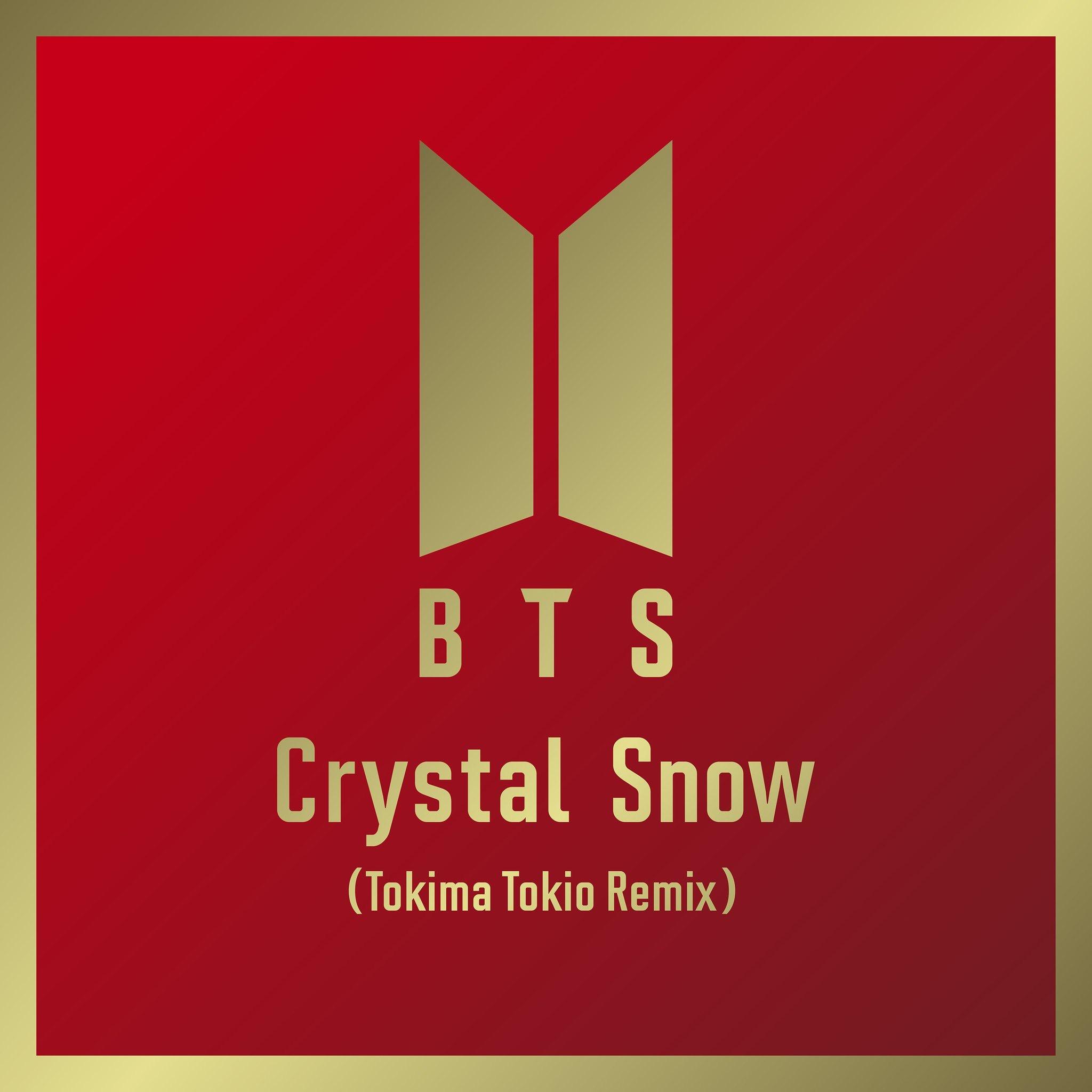 BTS×AWA crystal snow Remix
