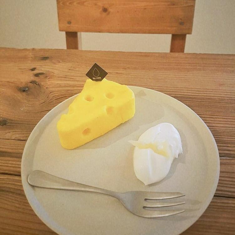 ジェリーのチーズケーキ