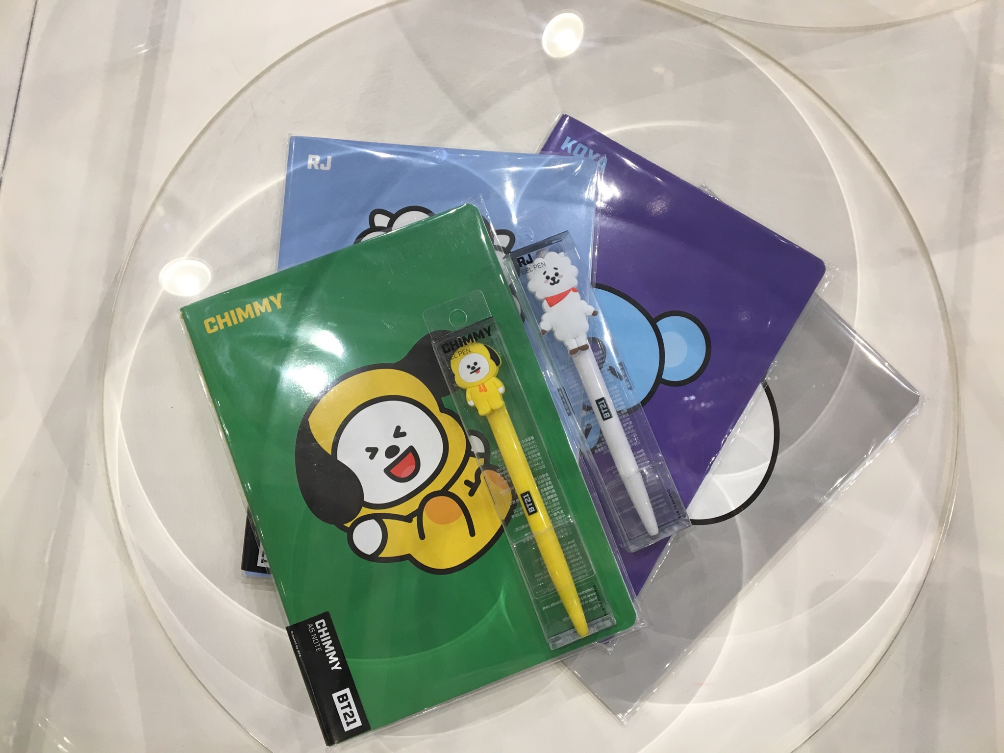 BT21 グッズ