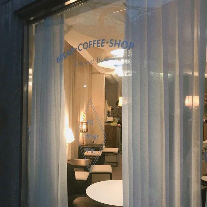 MND COFFEEの外観