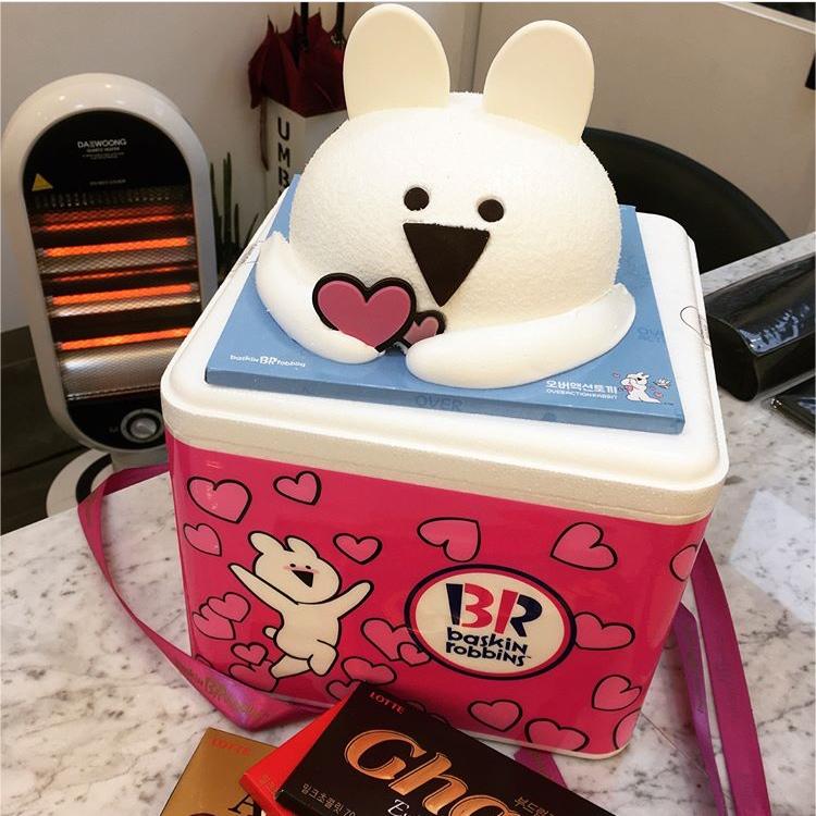アイスケーキ ボックス