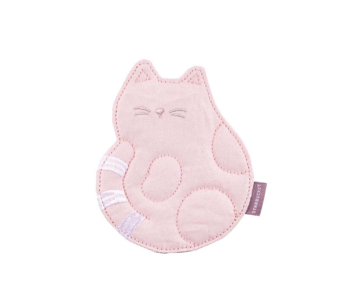 キャット ピンク コースター