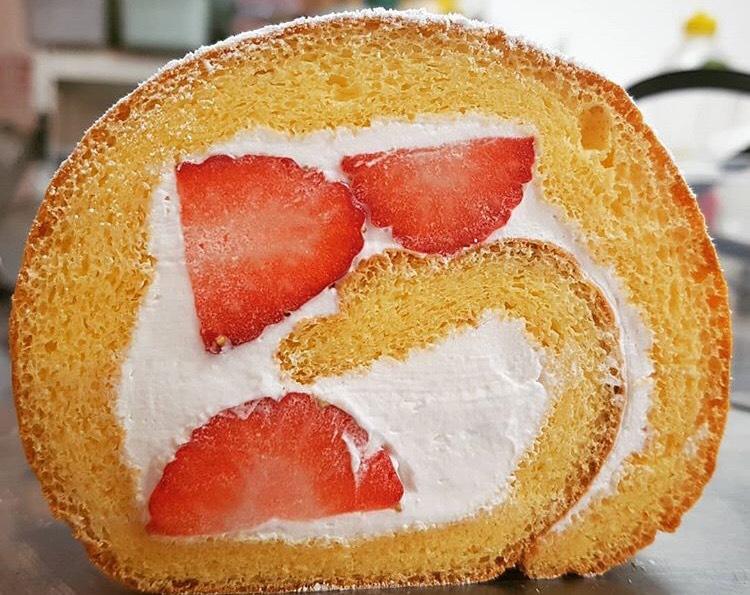 ordinary recipe ロールケーキ