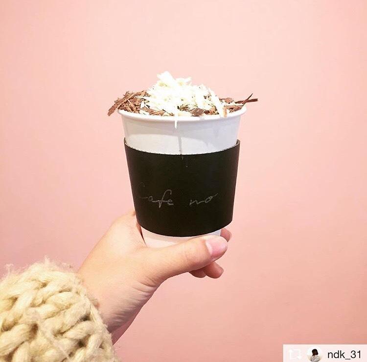 cafe no. ブロンコラテ