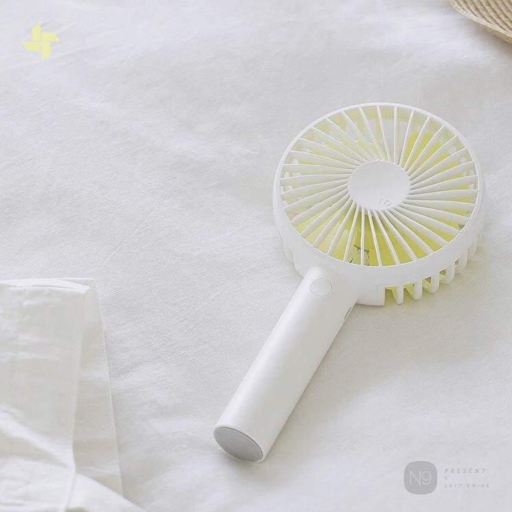 小さい扇風機