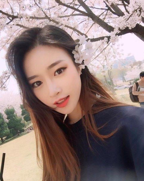 桜 オルチャン