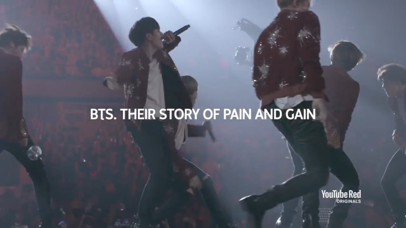 burn the stage YouTubeRED