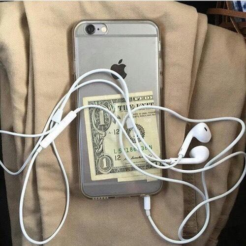 ドル札 iphoneケース