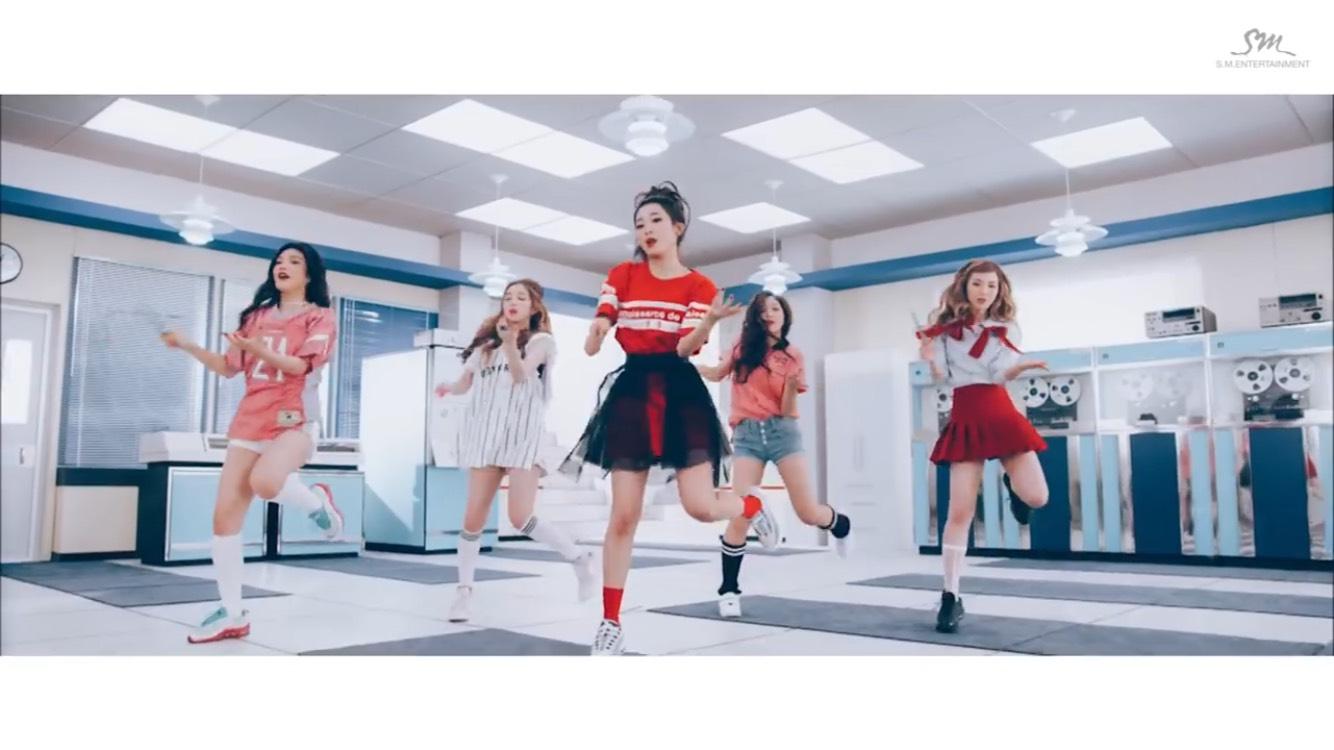 Red Velvet DumbDumb