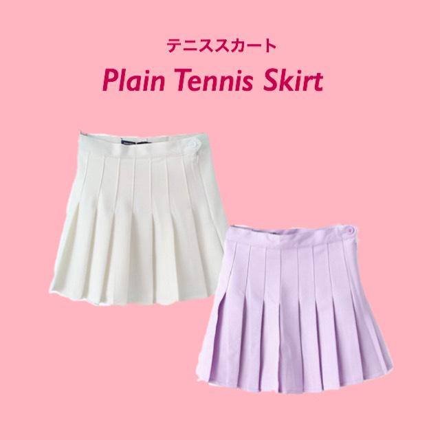 テニススカート