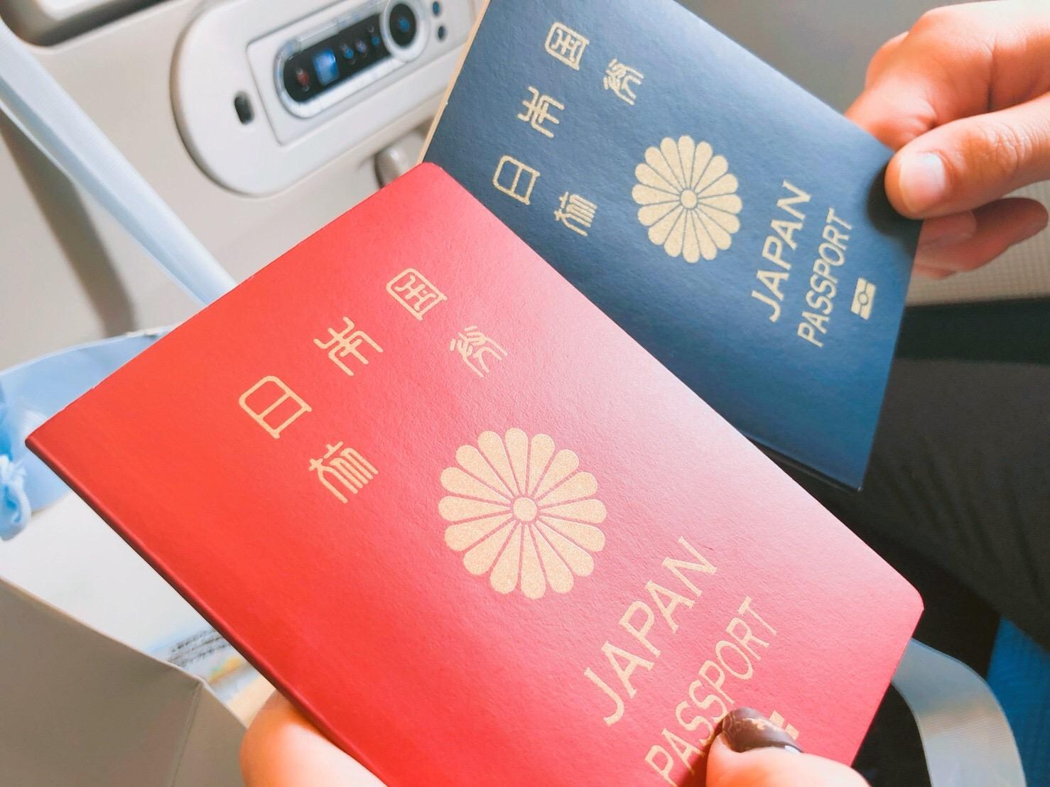 パスポート②