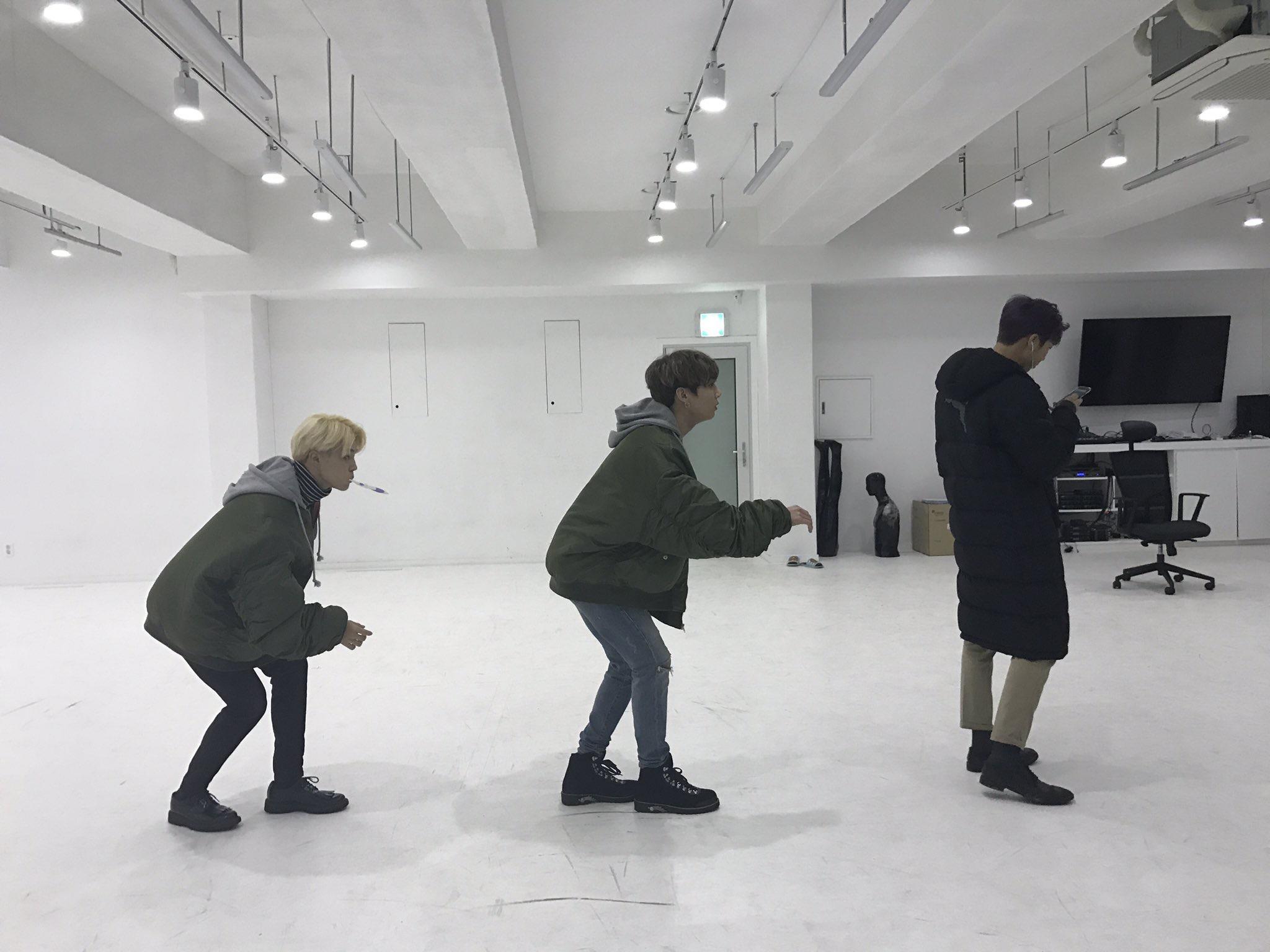 BTS ジミン ジョングク RM