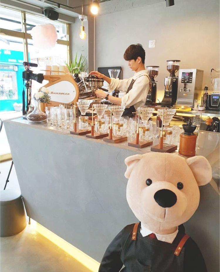 江南カフェ