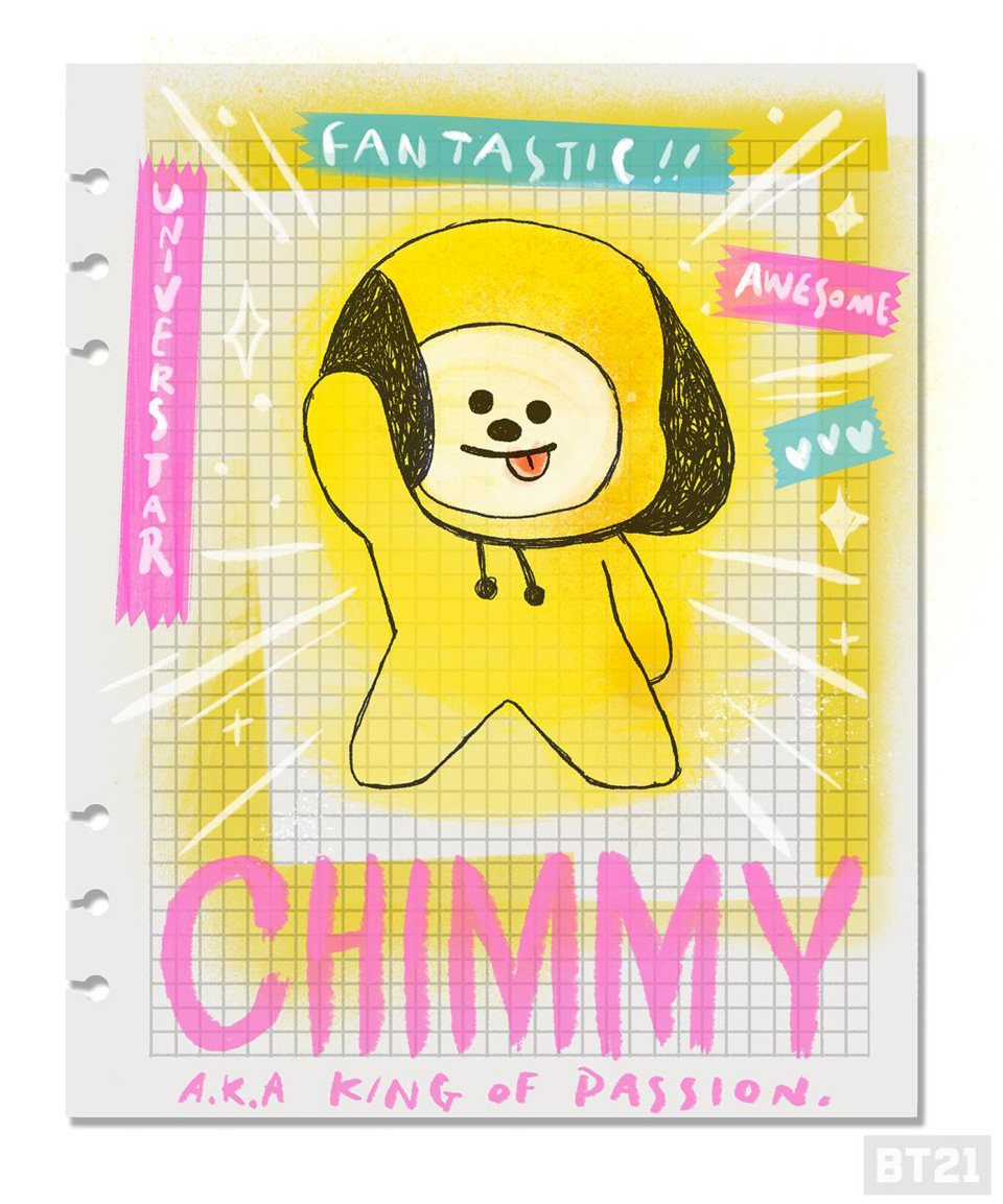 BT21-CHIMMY
