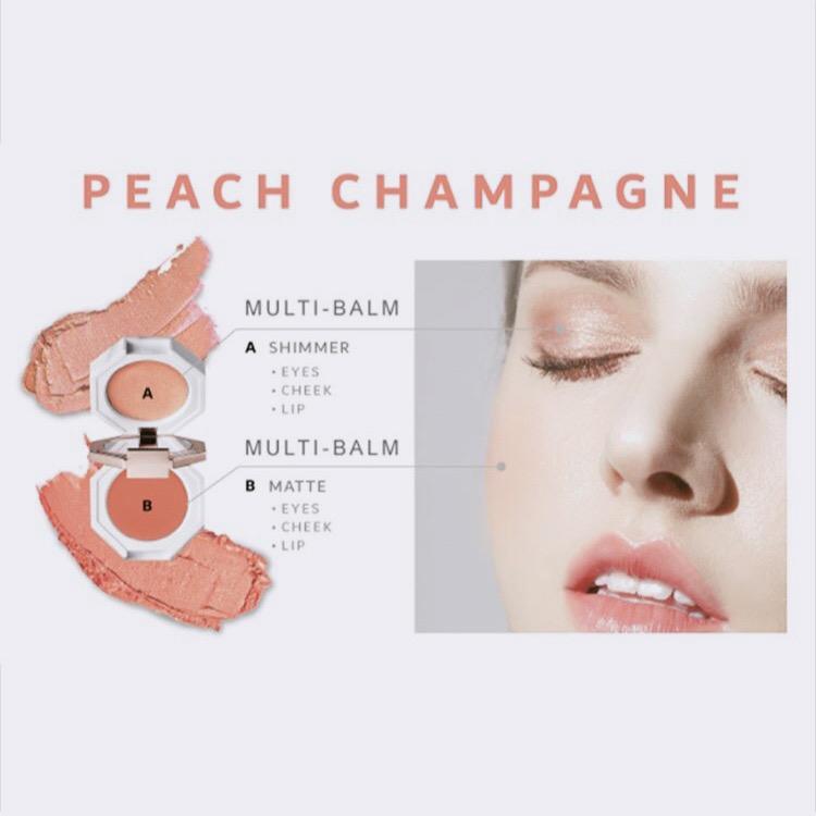 peach champagne