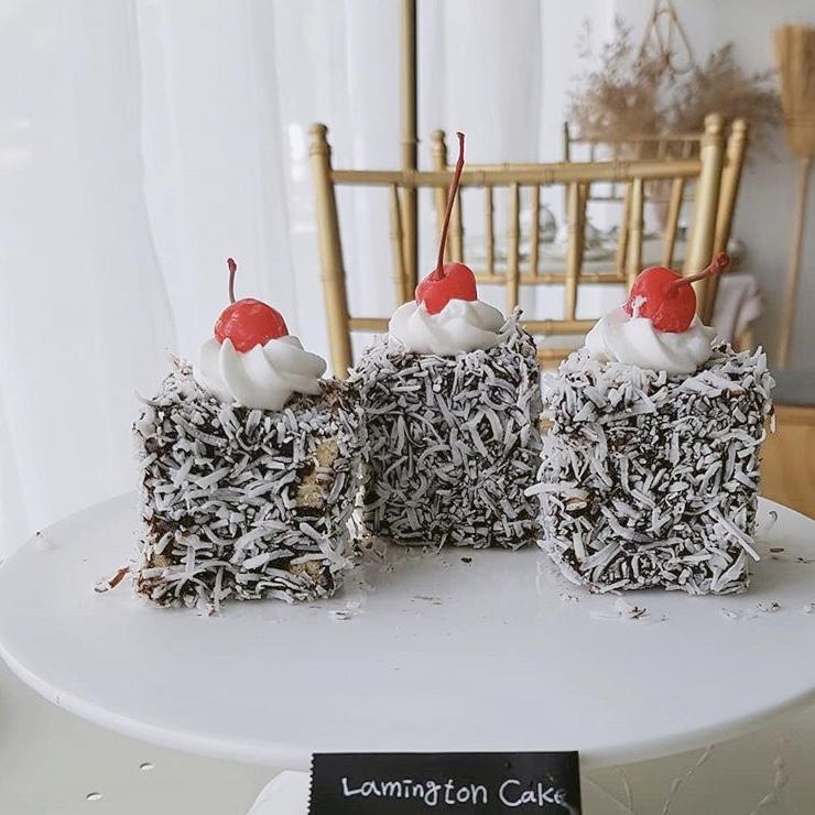レミントンケーキ