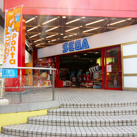 セガ東京ドーム