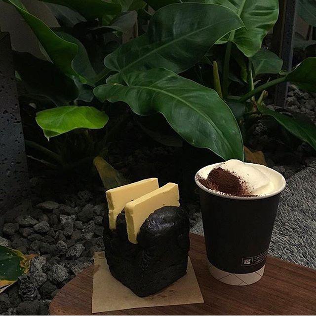 ソウルコーヒーあんバター