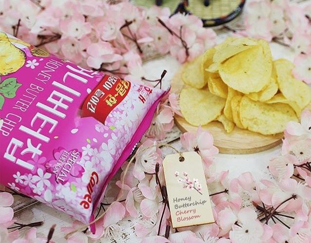 桜ハニバタ