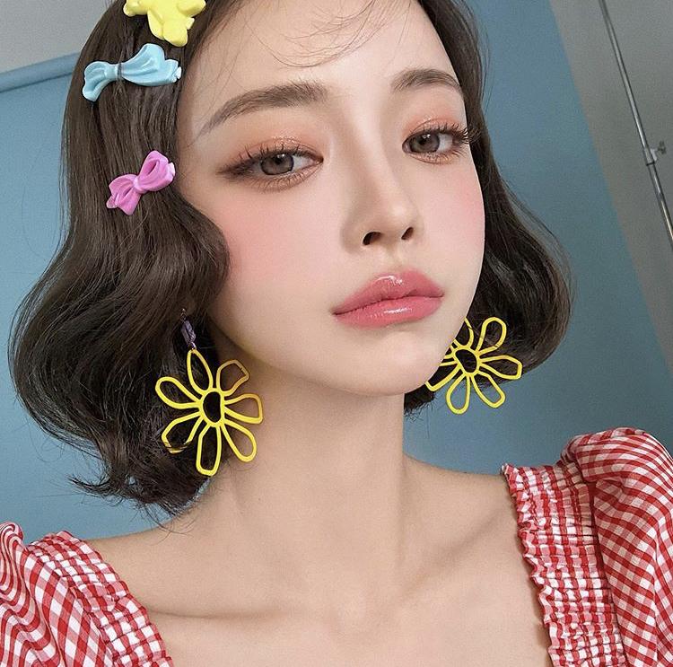 韓国人モデル テリちゃん1