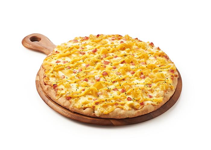 스윗포테이토 허니멜로 피자