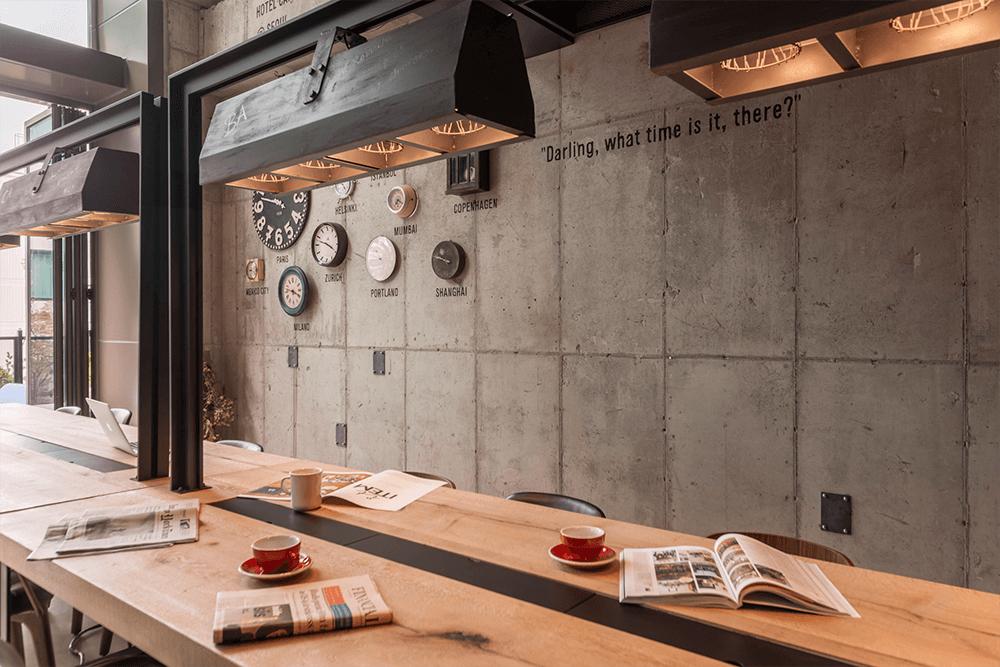 ホテルカプチーノ カフェ