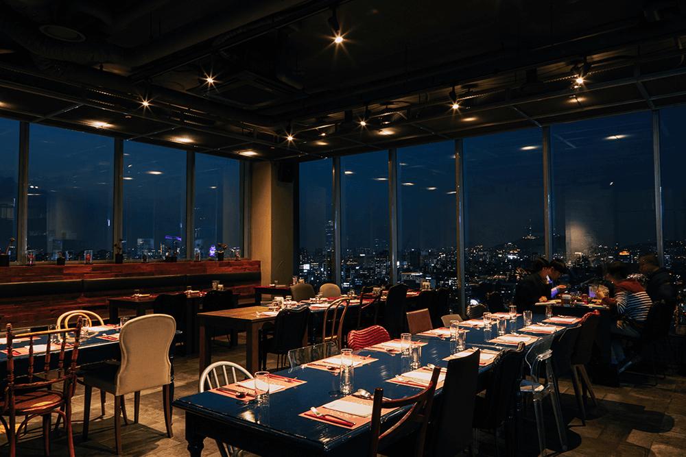 ホテルカプチーノ レストラン