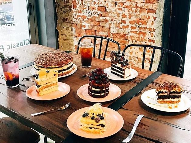 店内ケーキ