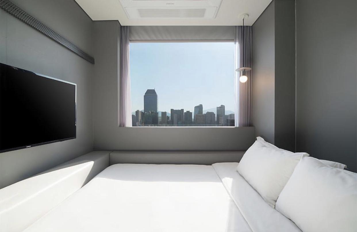 カプチーノホテル 客室
