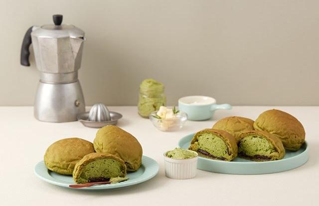緑茶ティータイム