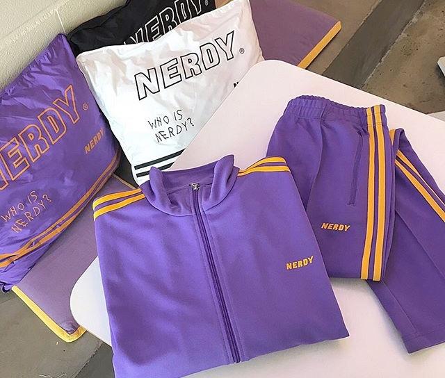 track紫