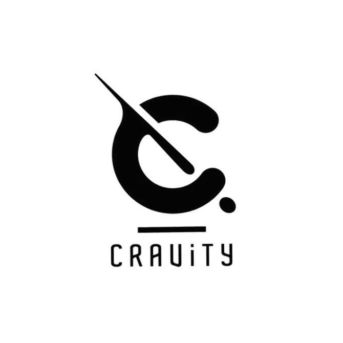 CRAVITY ロゴ