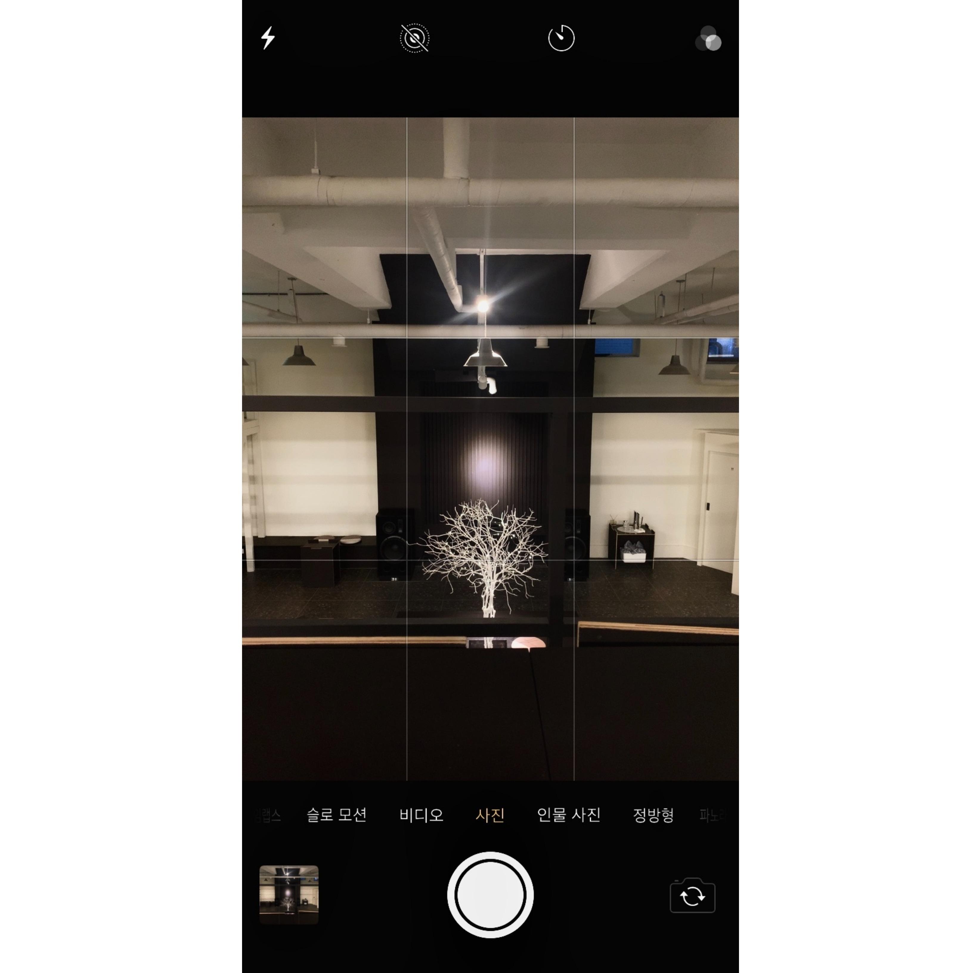 iPhone基本カメラ