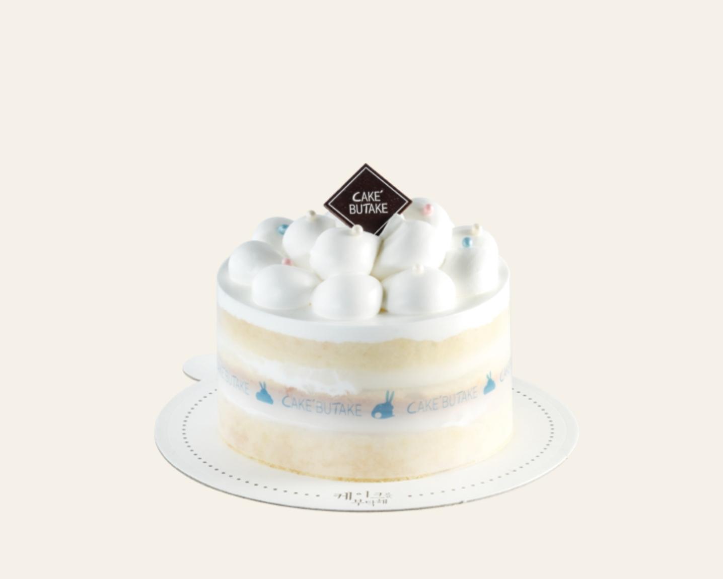 화이트 케이크