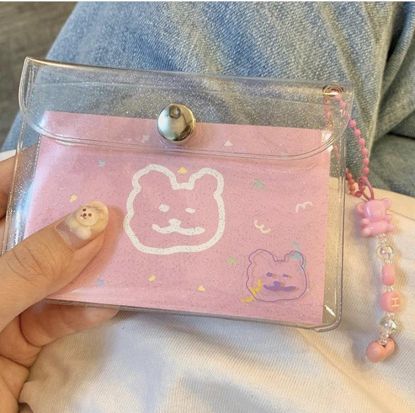 くまちゃん財布