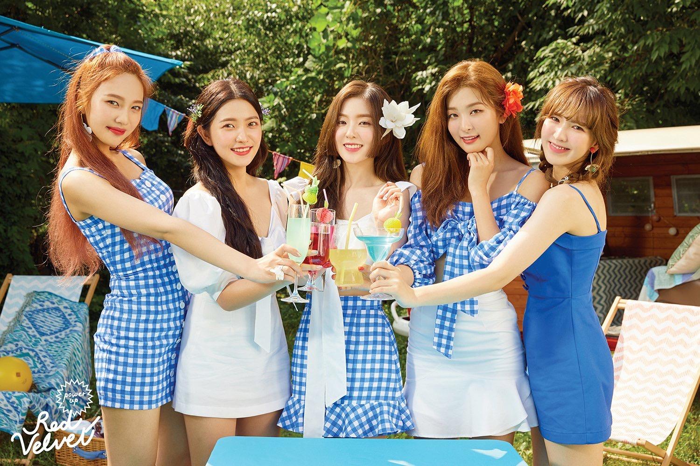 Red Velvet summer