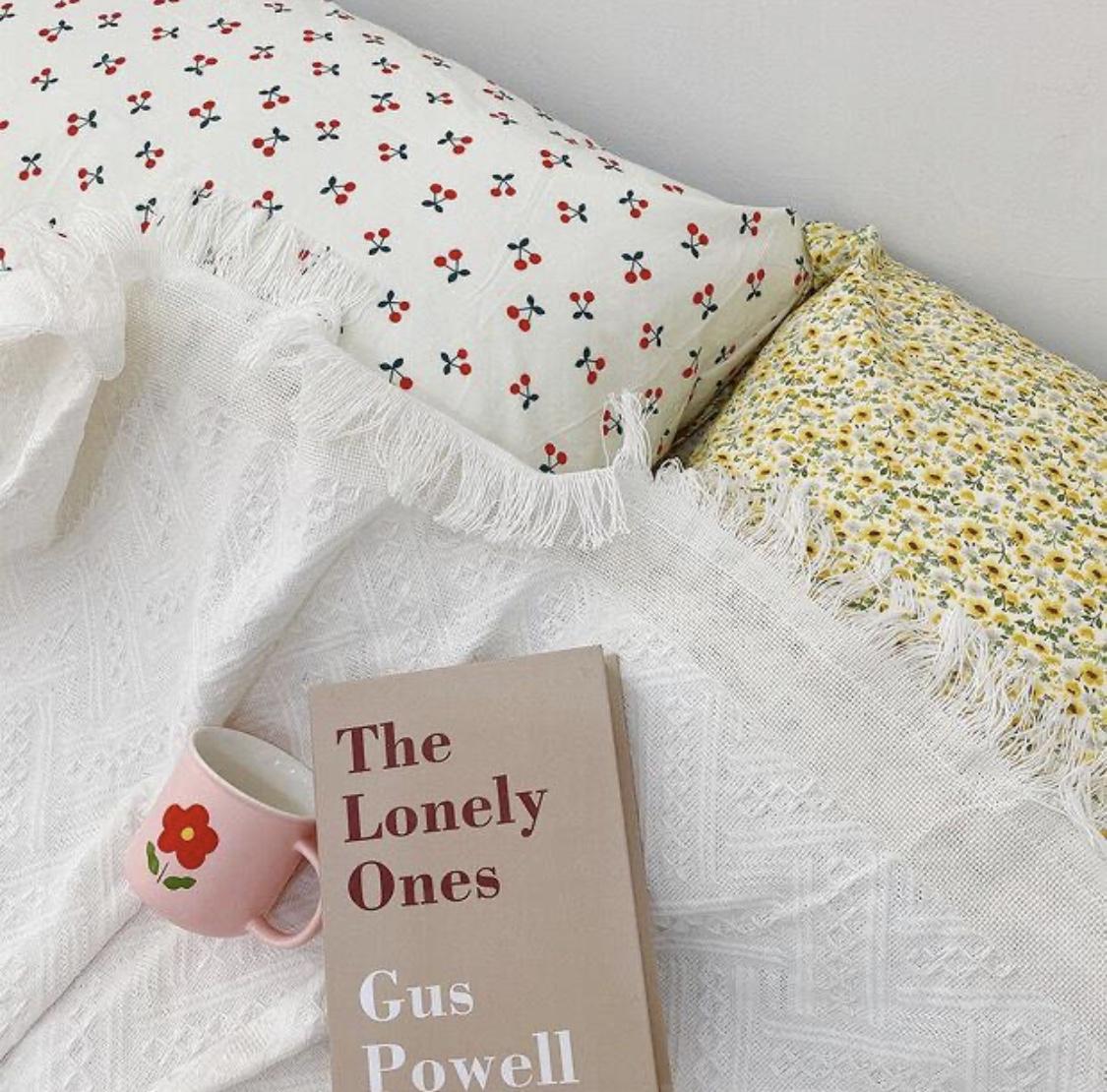さくらんぼ 枕