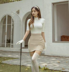 骨盤ボリュームアップスカートズボン
