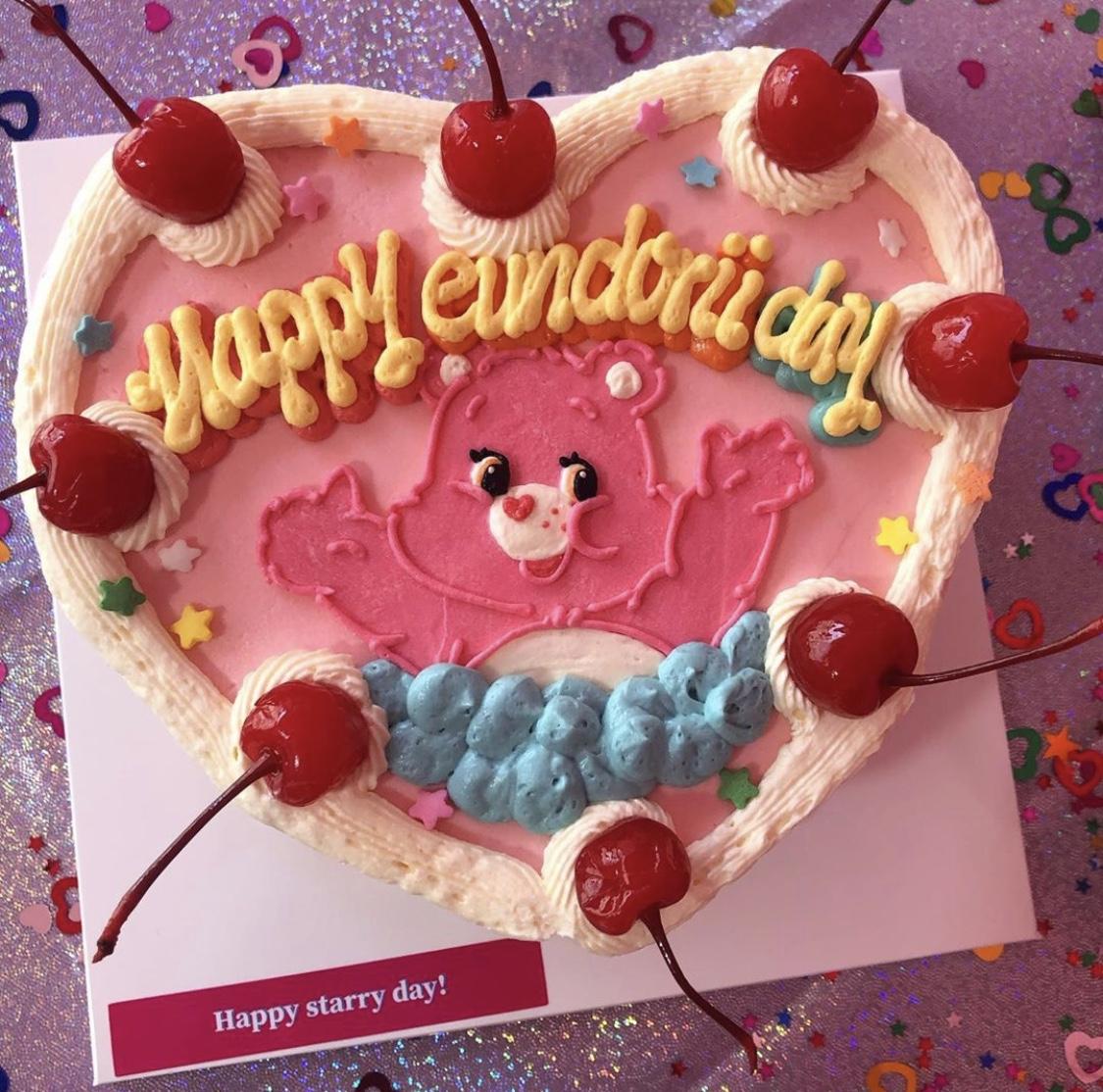 ケアベア ケーキ