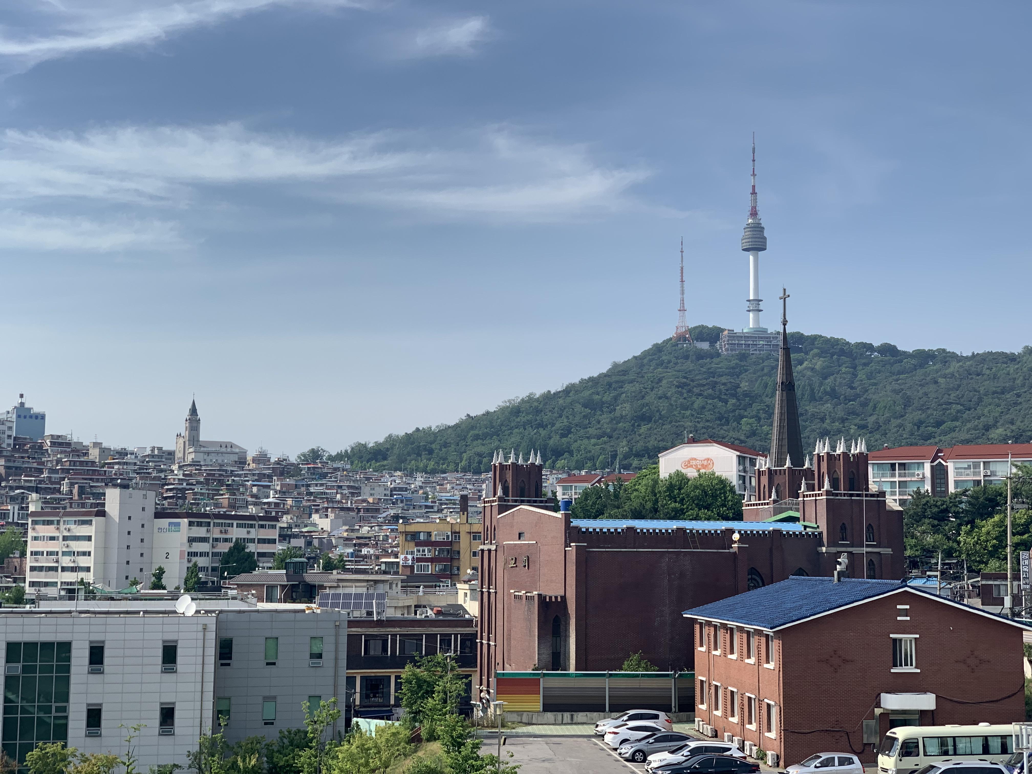 ソウル風景