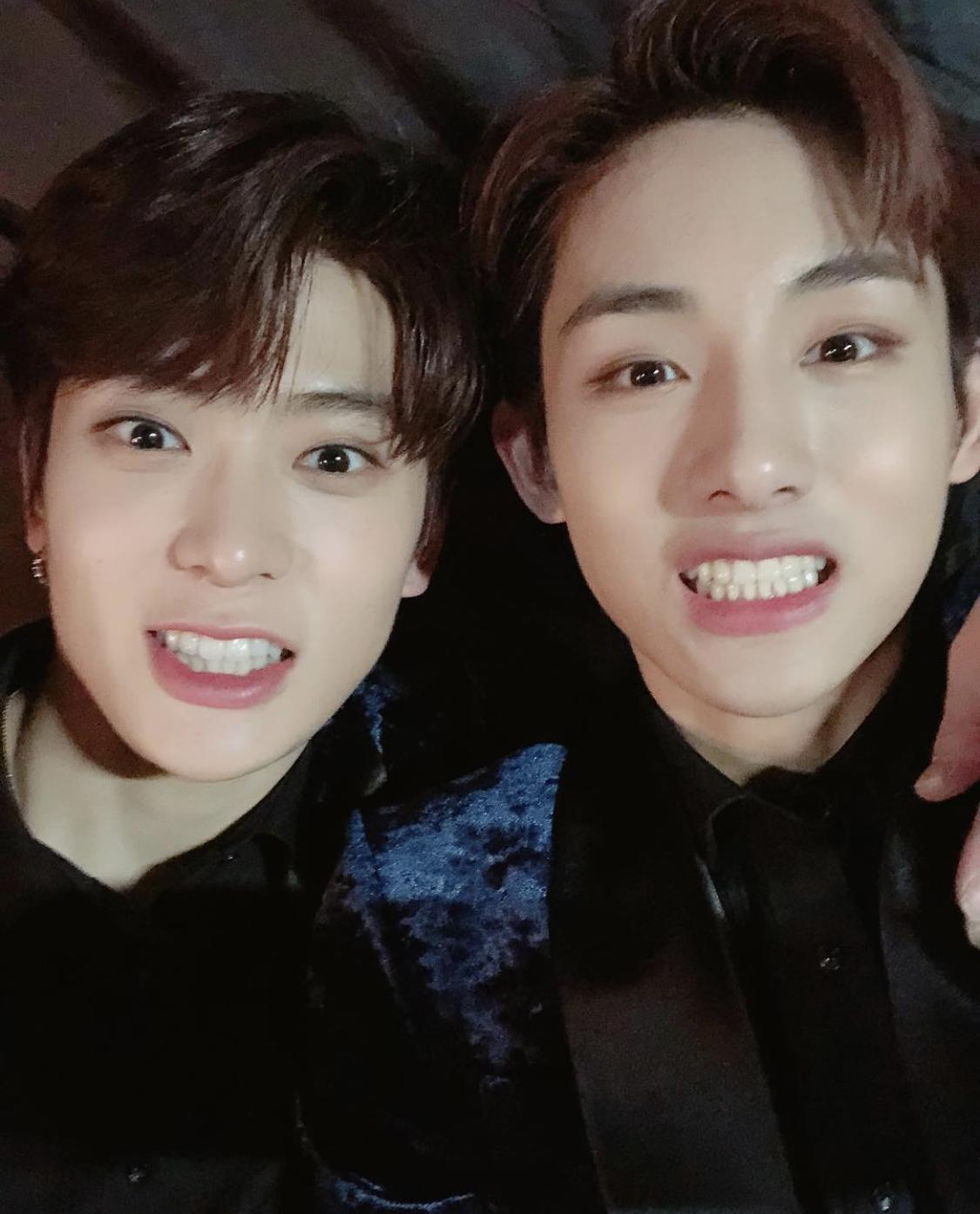 ジェヒョン&ウィンウィン