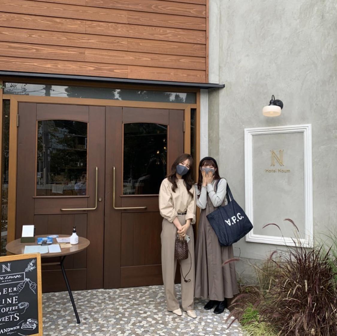cafe_女性二人