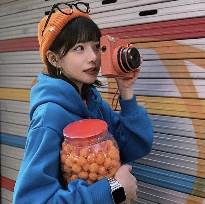 オレンジカメラ