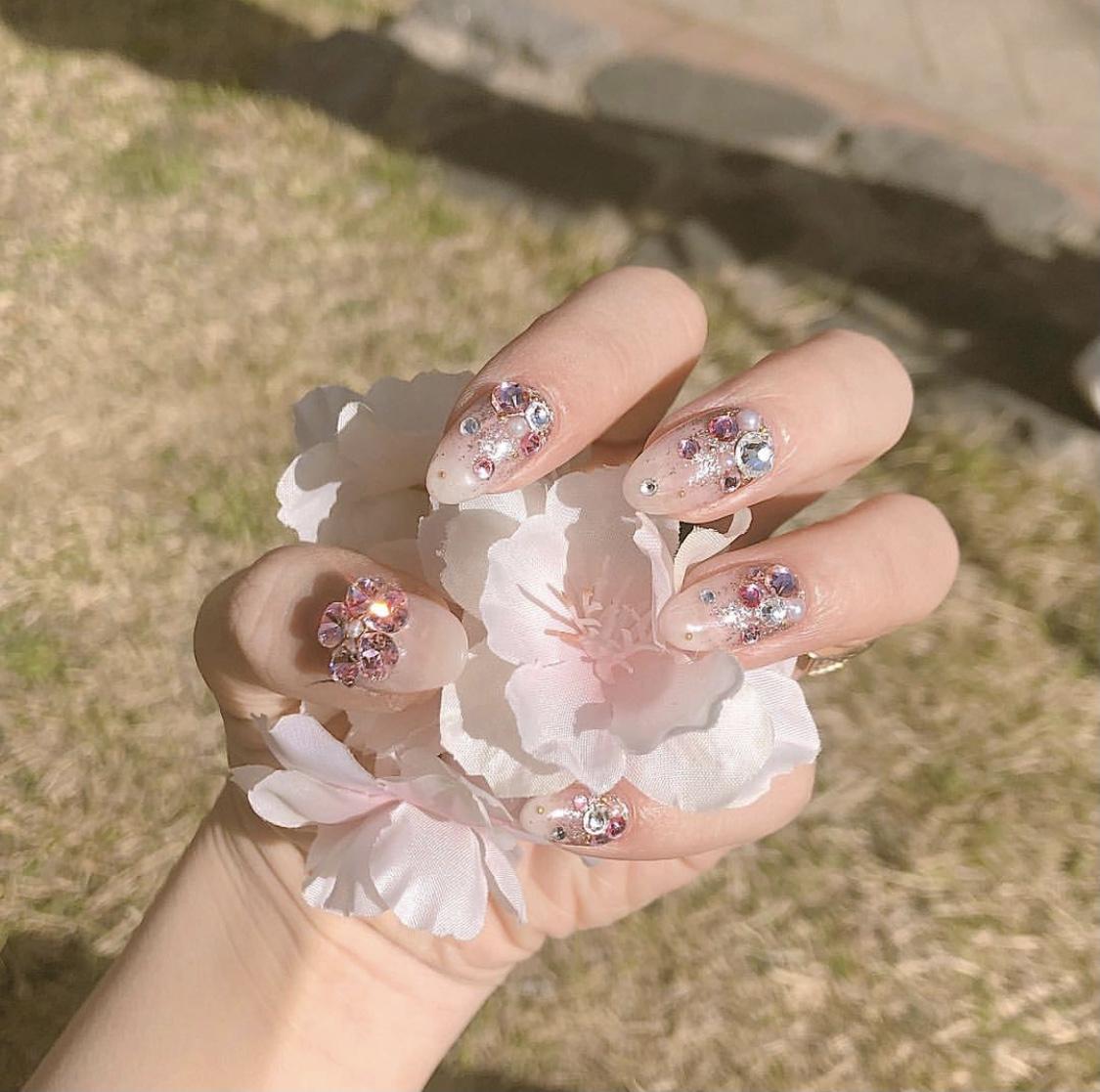 桜 ネイル