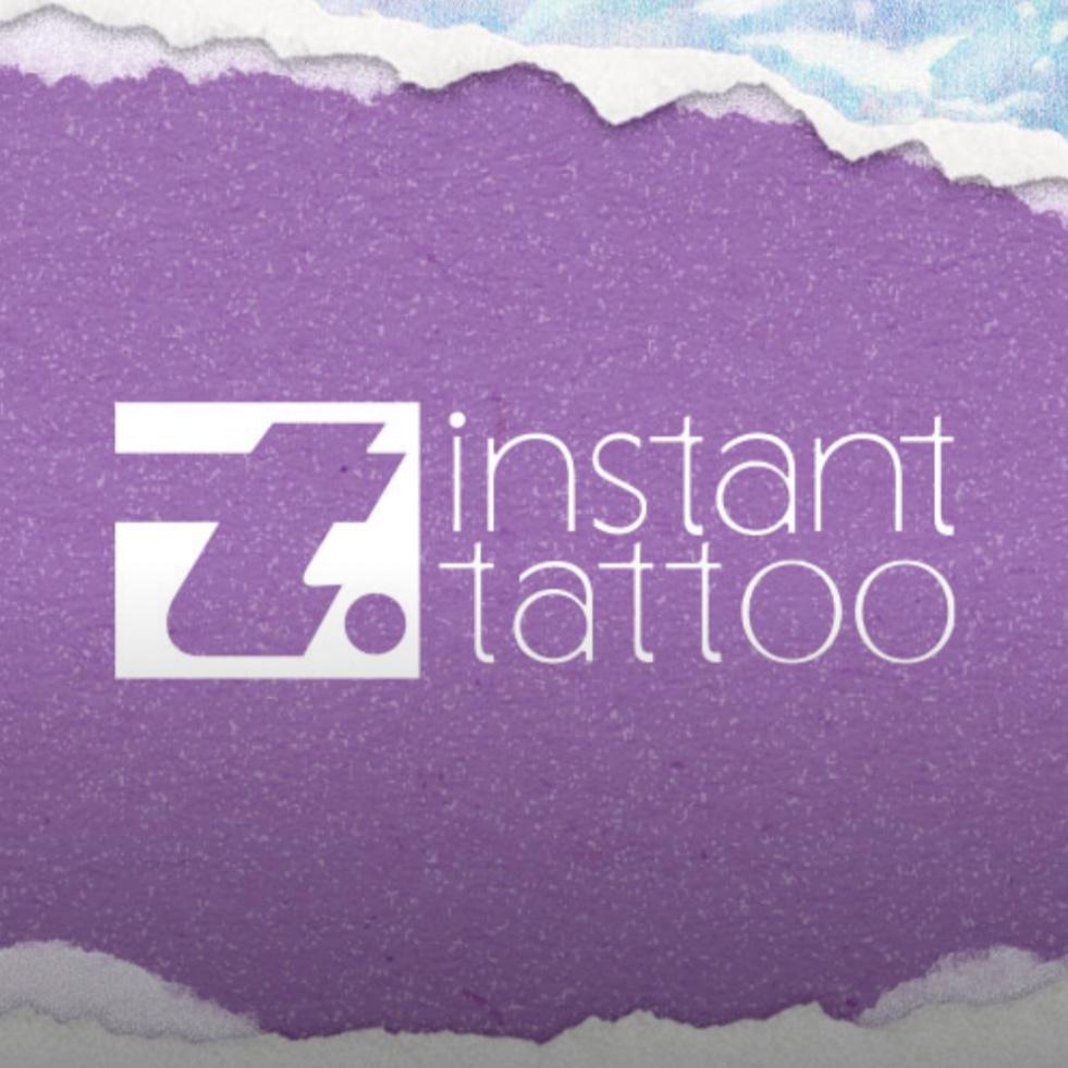 インスタントタトゥー ロゴ
